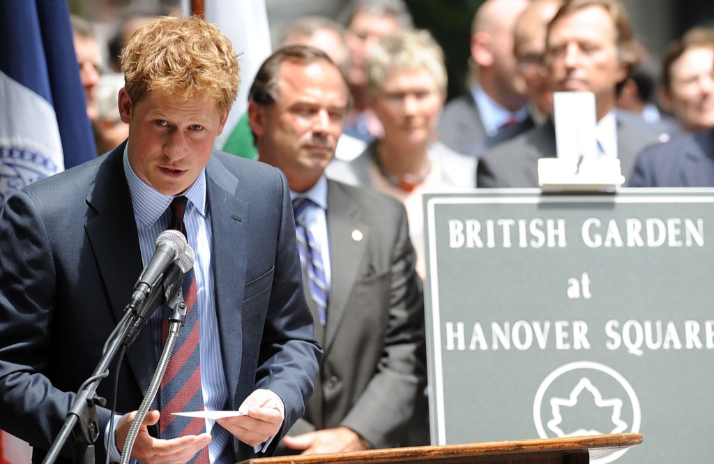 prince harry is the coolest royal