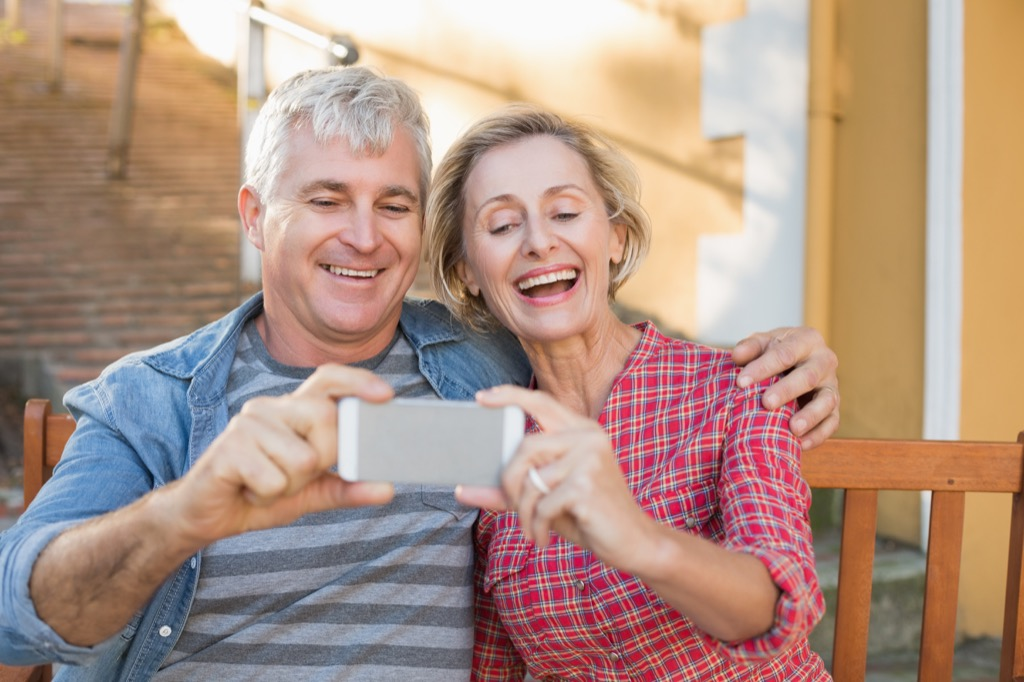 Older Couple Not Ready to Retire