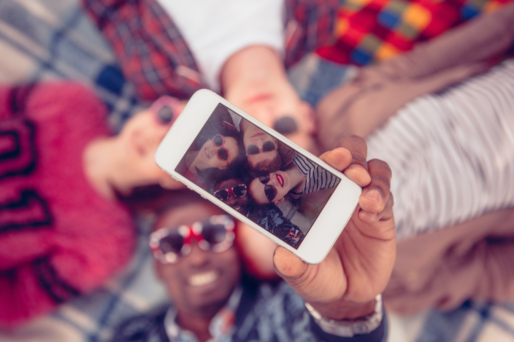 celebrity photo secrets Facts About Millennials
