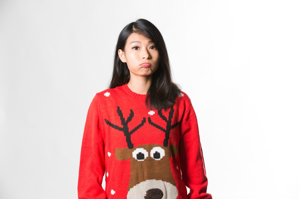 ugly Christmas sweaters need to end