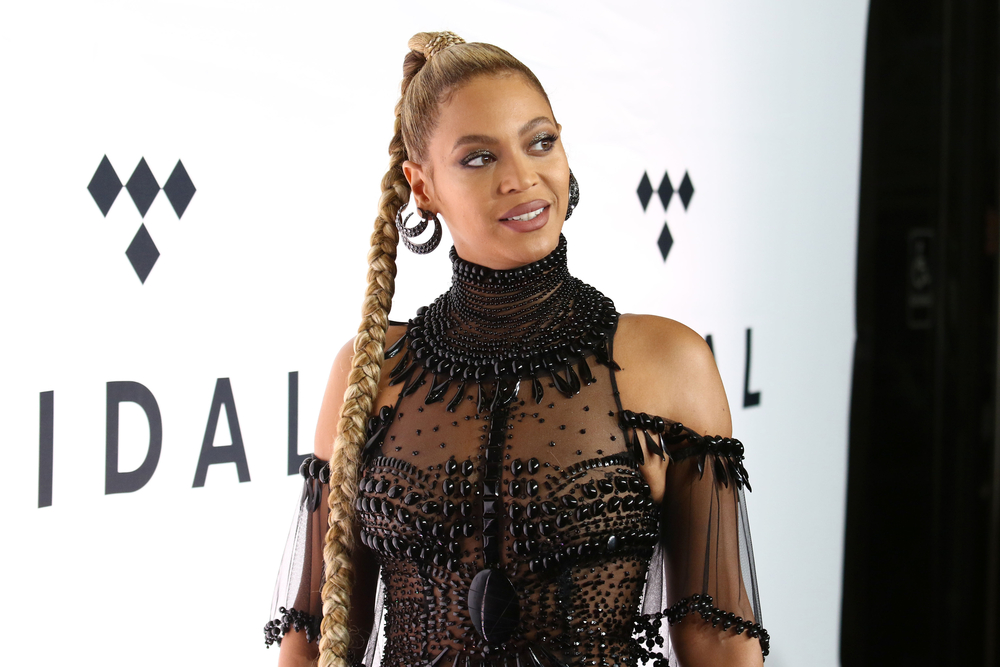 Beyonce celebrity facts
