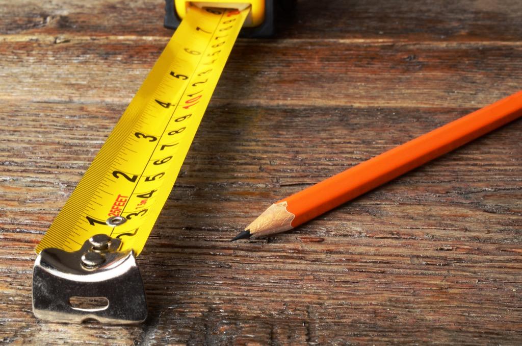 measuring tape for penis length