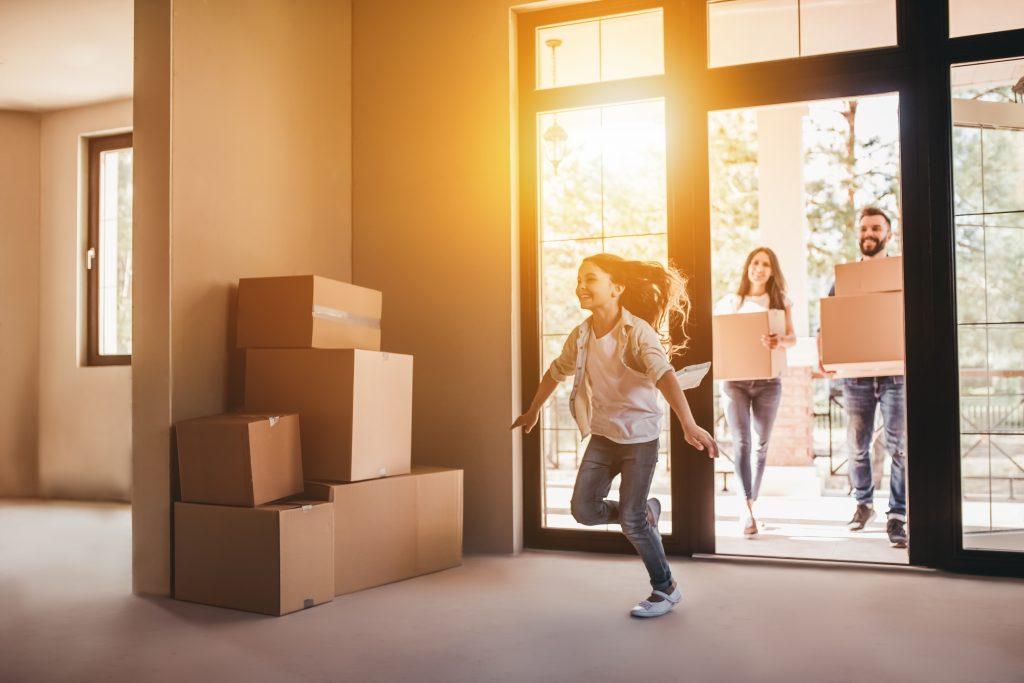 Family Moving Into Home Regrets