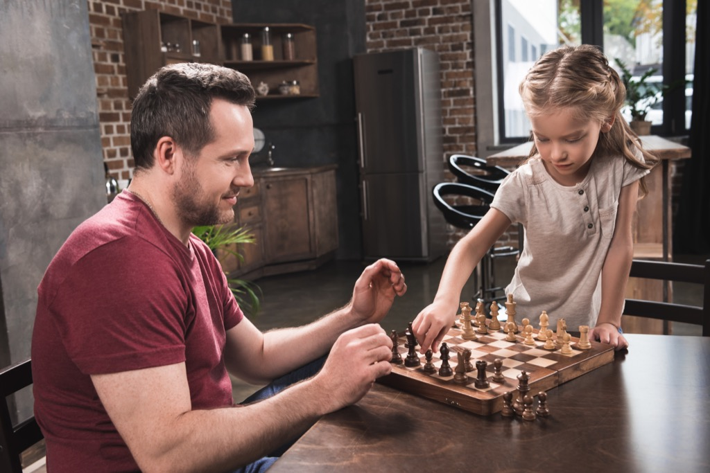 forming common interests helps make emotionally healthy kids