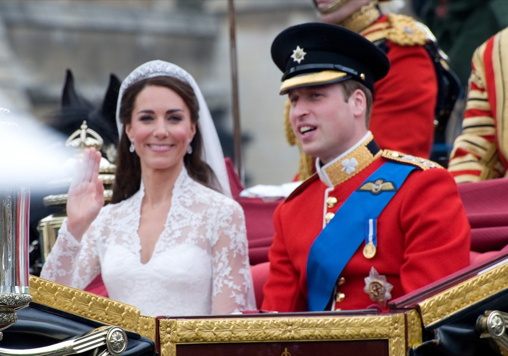 prince William kate Middleton wedding