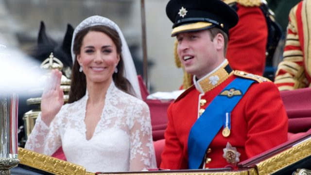 prince William kate Middleton wedding, surprising facts about prince william