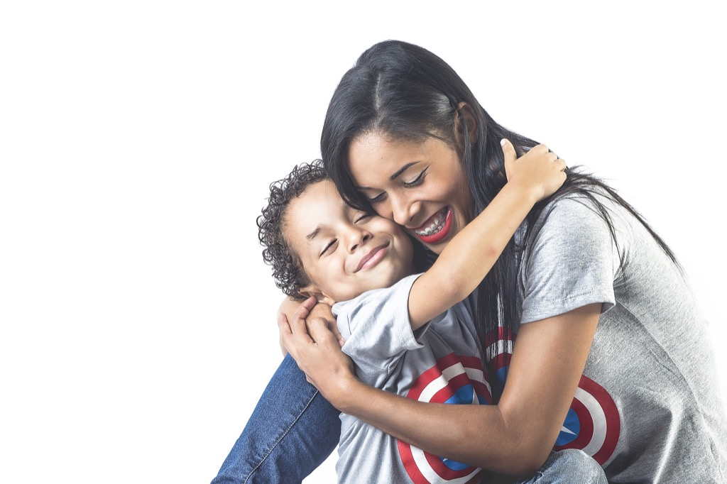 being a good example can make you a better mother