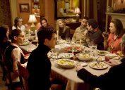 family dinner scene from the family stone