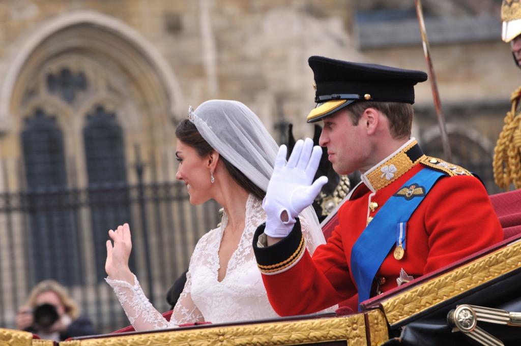 british royal autograph lavish royal weddings