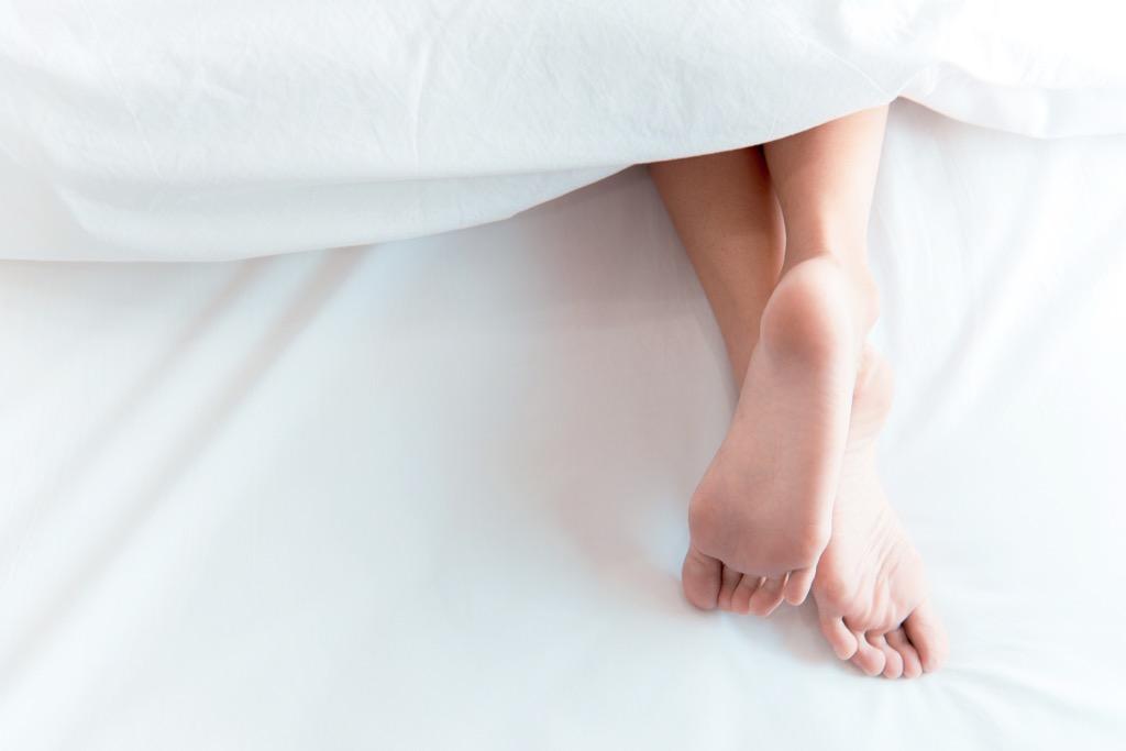 clean sleeping