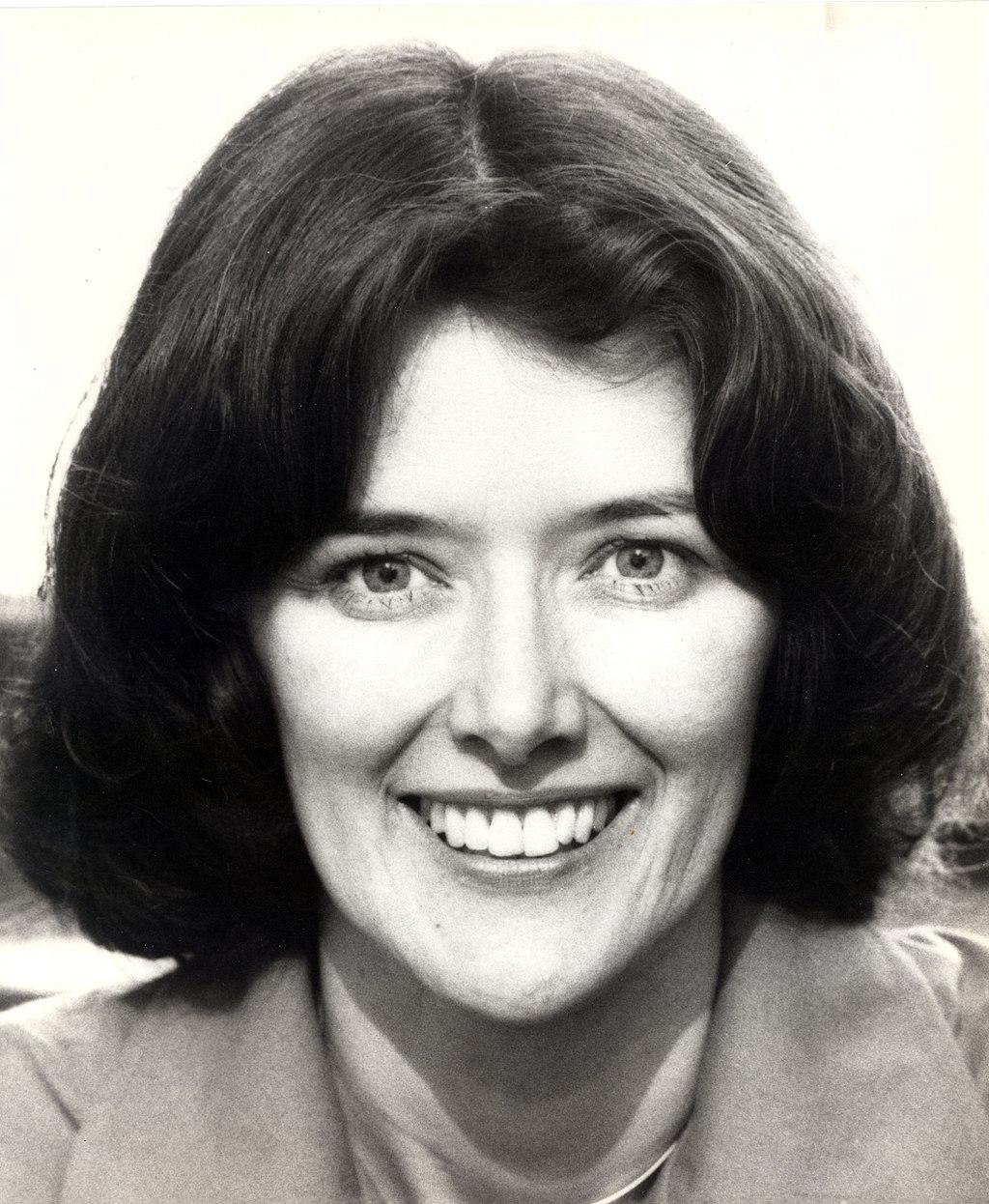 Former Colorado Representative Patricia Schroeder