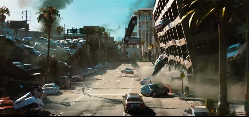 2012 Movie worst movie endings