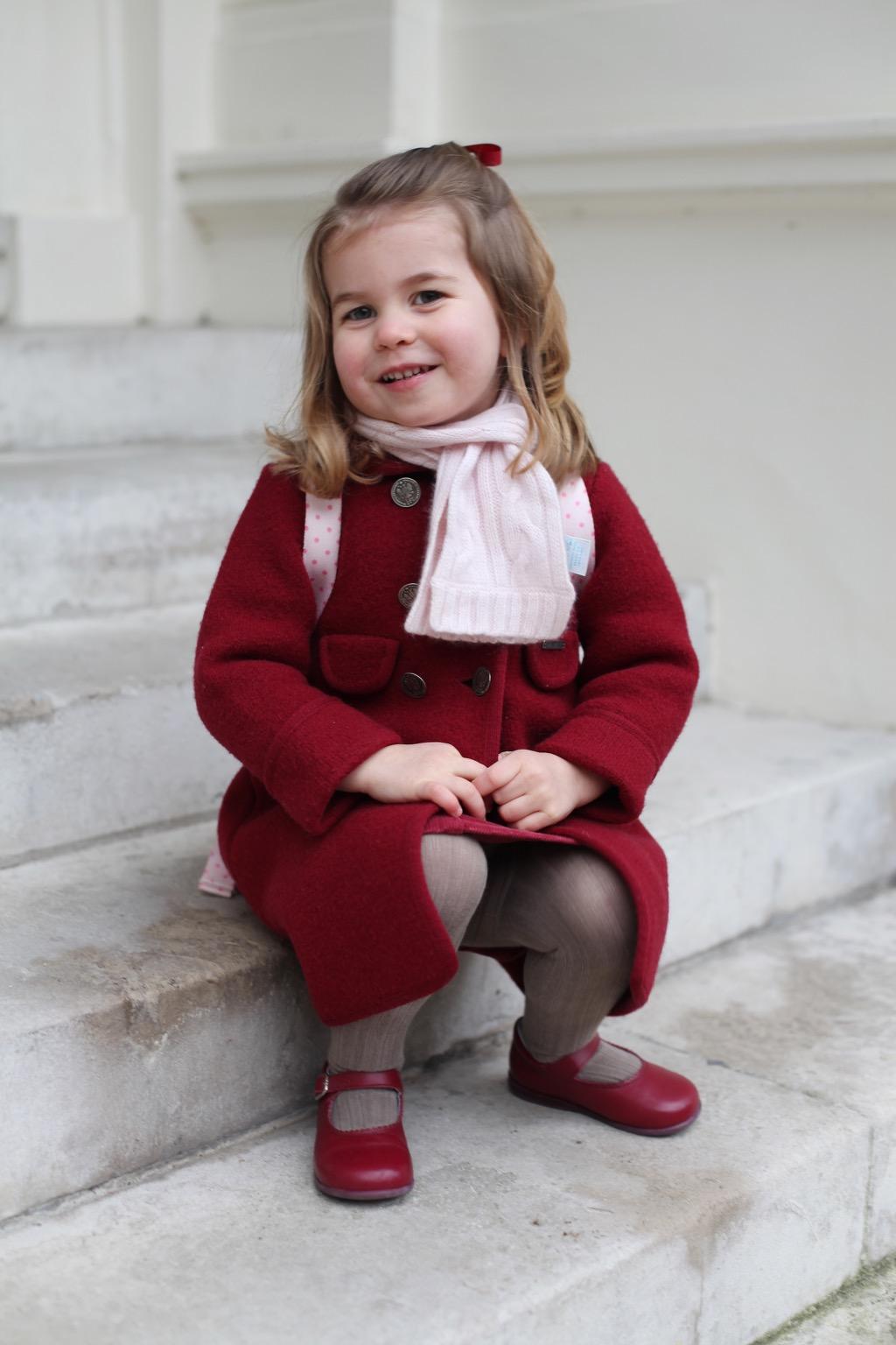 princess charlotte, Young Royals Changing British Monarchy