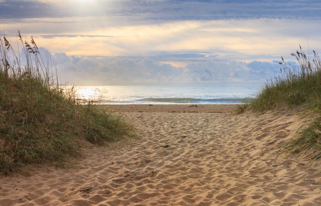 Hatteras Beach North Carolina
