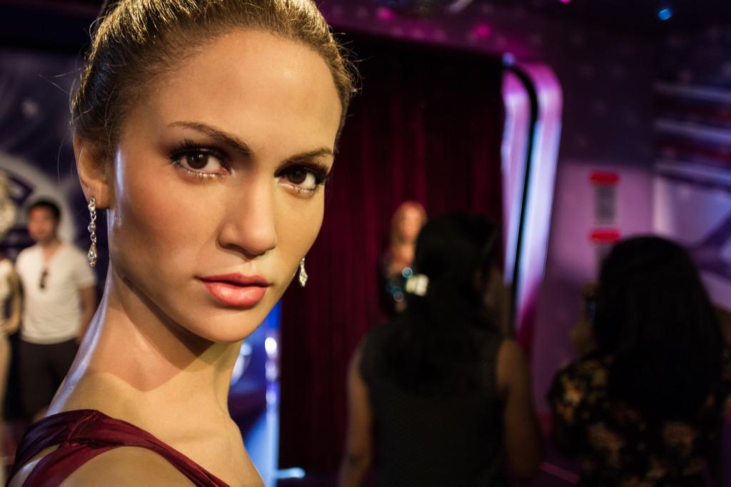 Jennifer Lopez Madame Tussauds