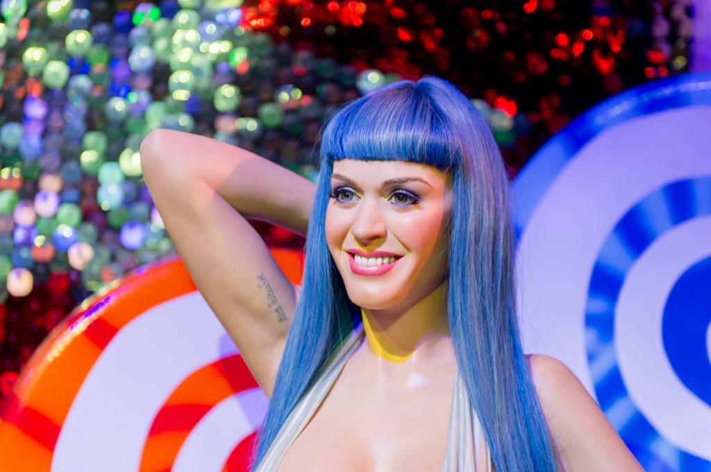 Katy Perry Madame Tussauds