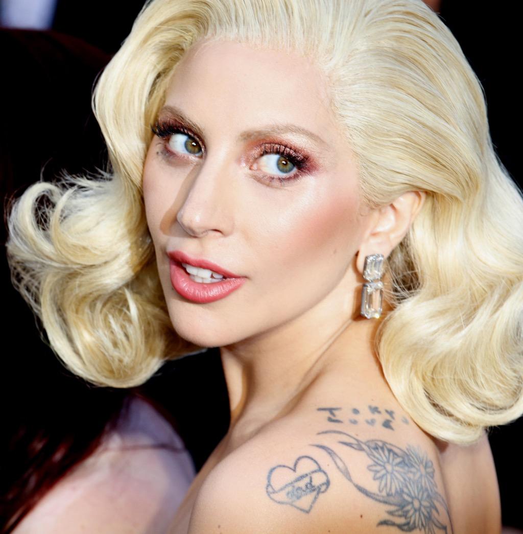 Lady Gaga celebrity facts