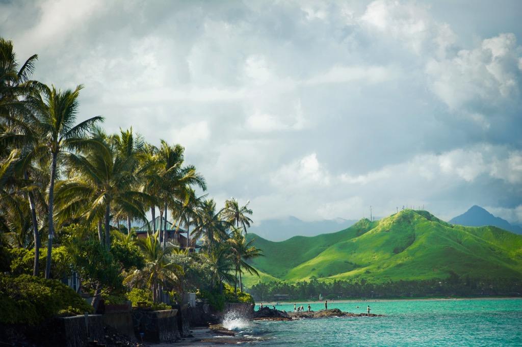 Lanikai Beach Kailua Hawaii craziest facts