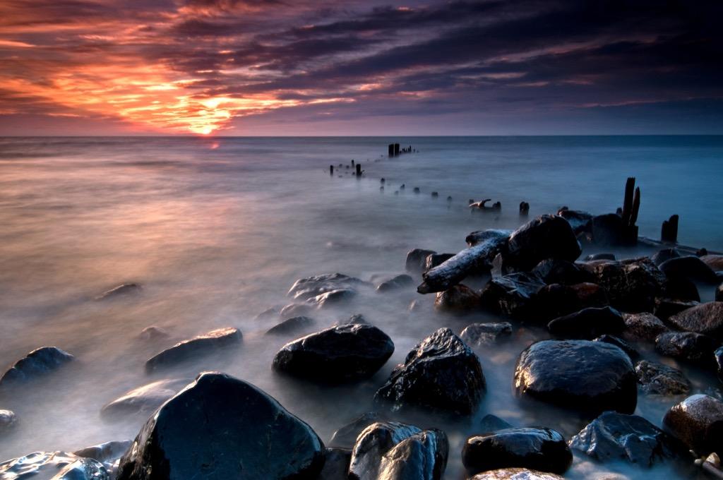 Lighthouse Beach, Illinois