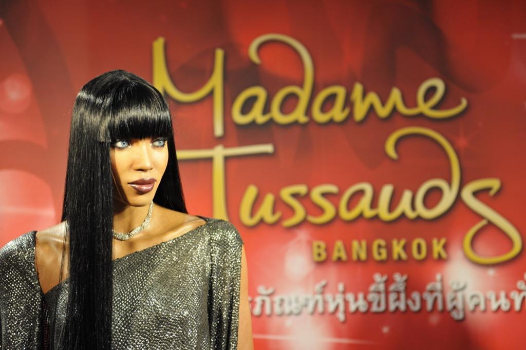 Naomi Campbell Madame Tussauds