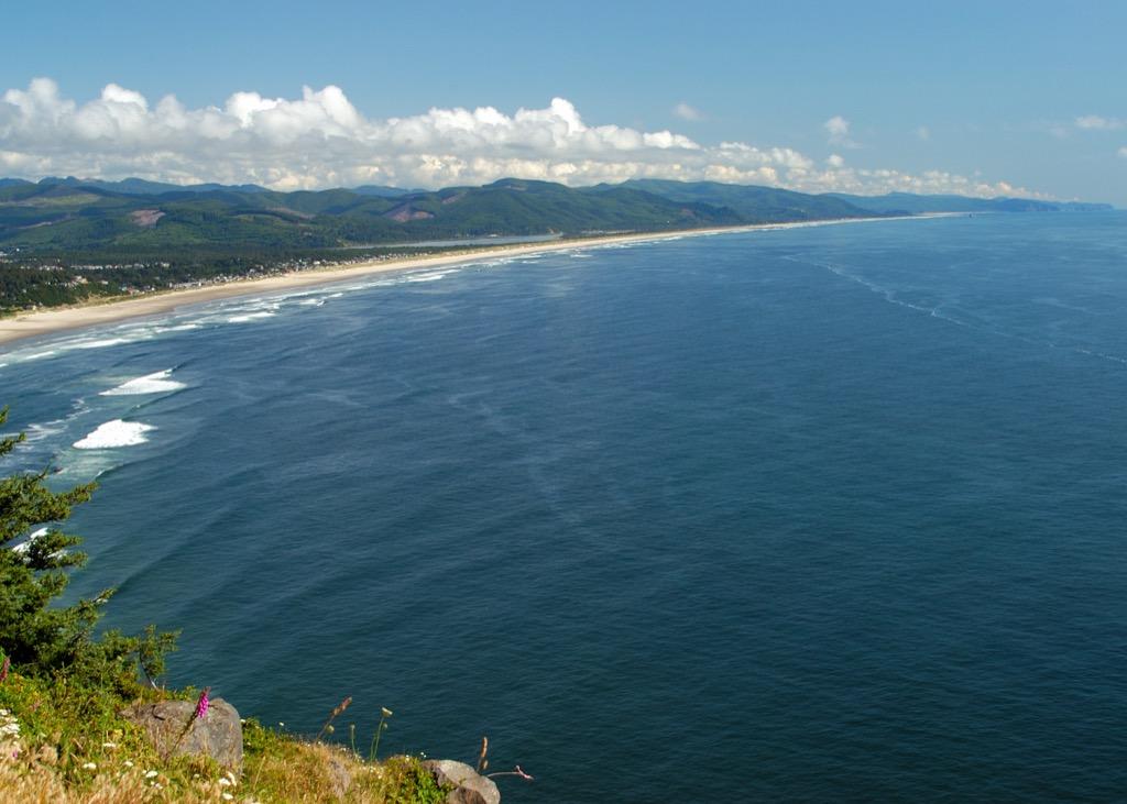 Neahkanie Beach Oregon