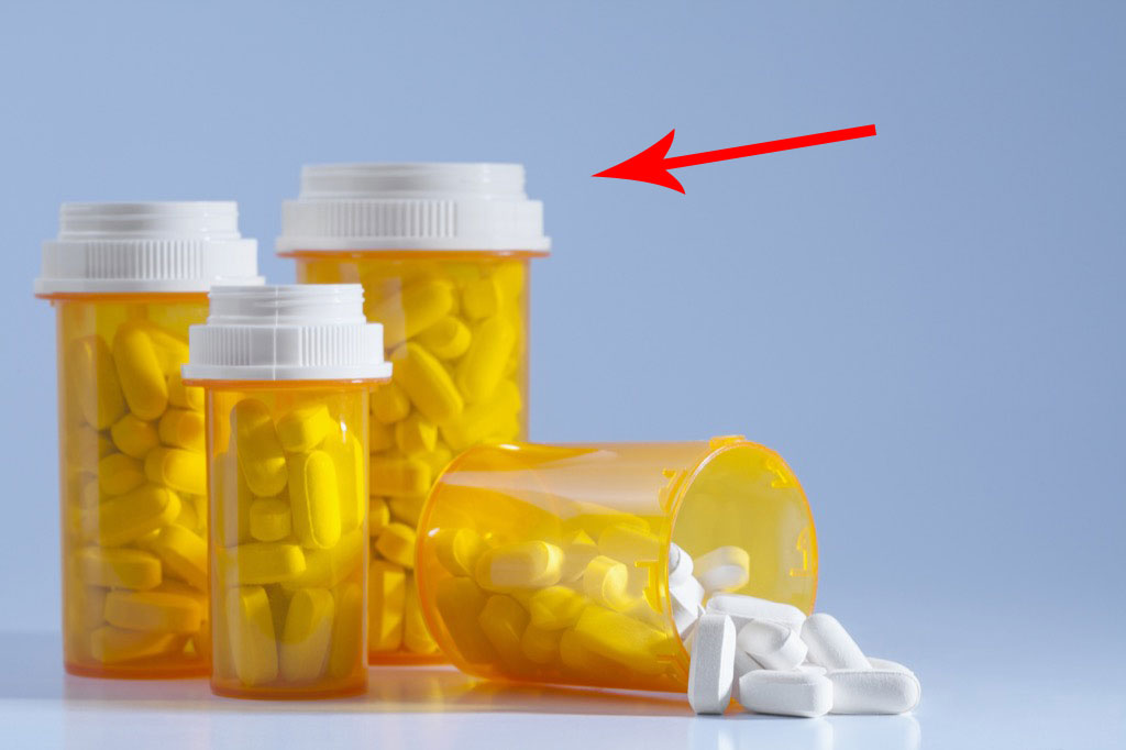 Prescription bottle cap