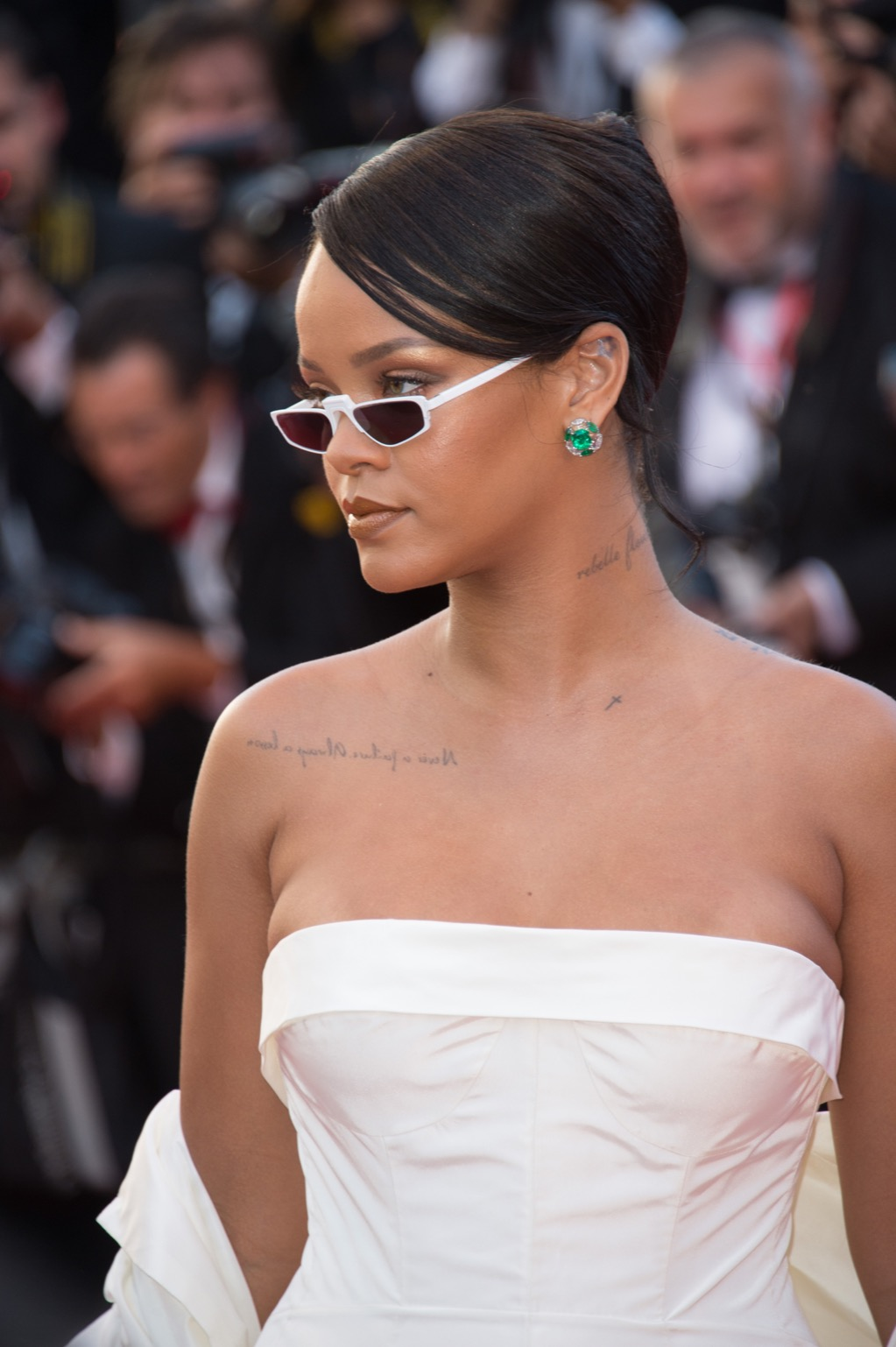 Rihanna Musicians Dying to be Actors