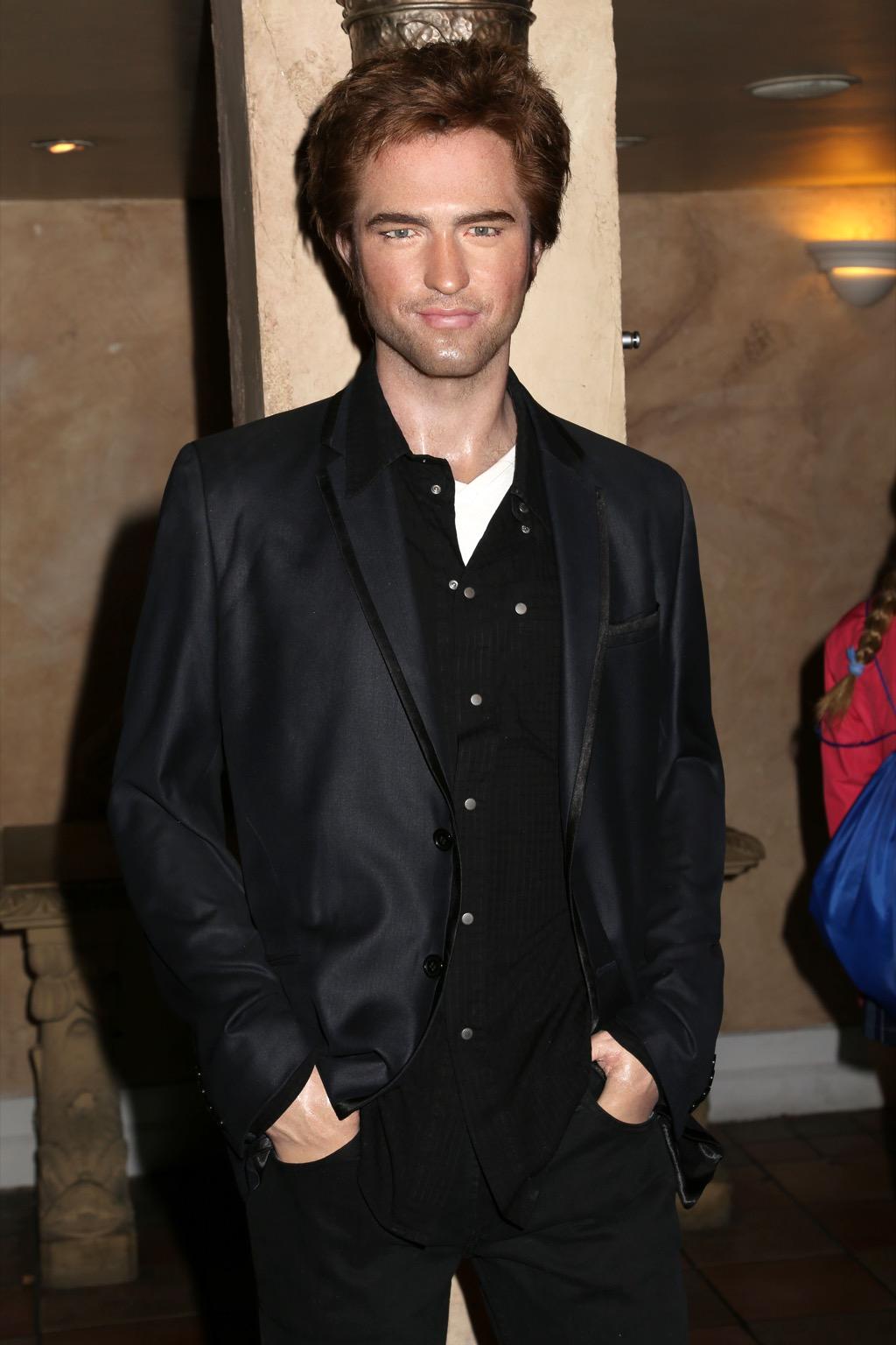 Robert Pattinson Madame Tussauds