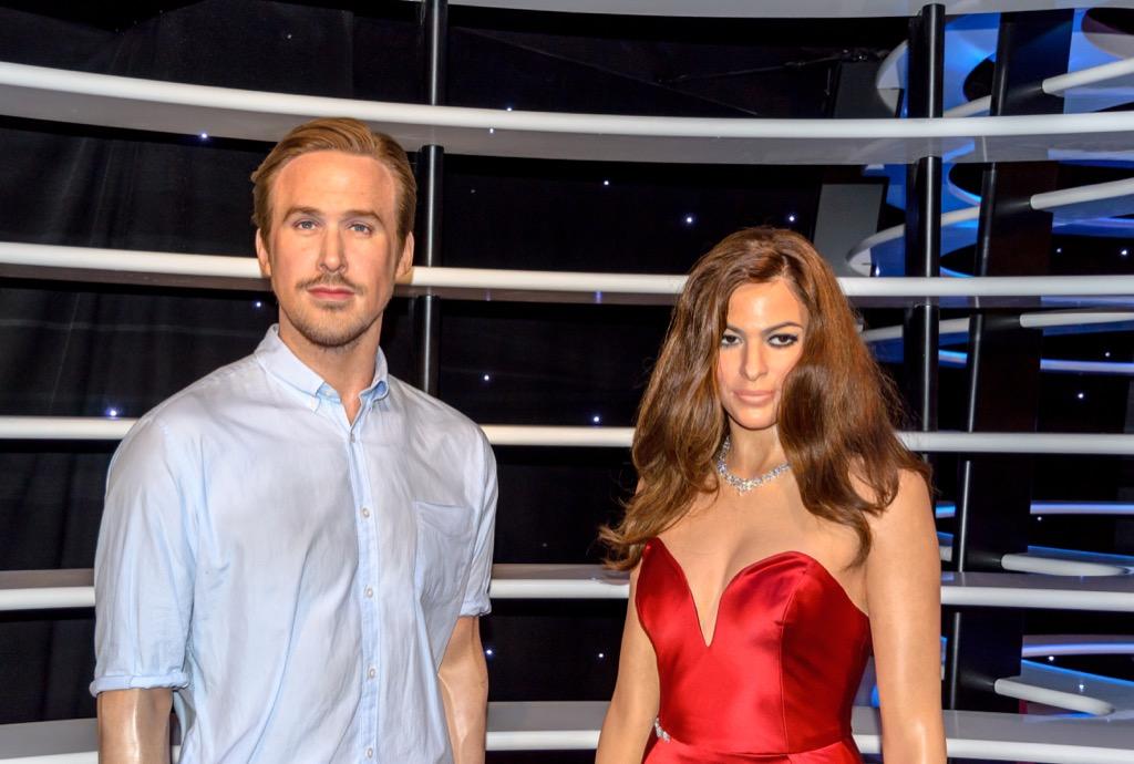 Ryan Gosling Madame Tussauds