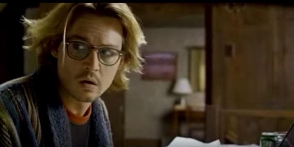 Secret Window Johnny Depp worst movie endings