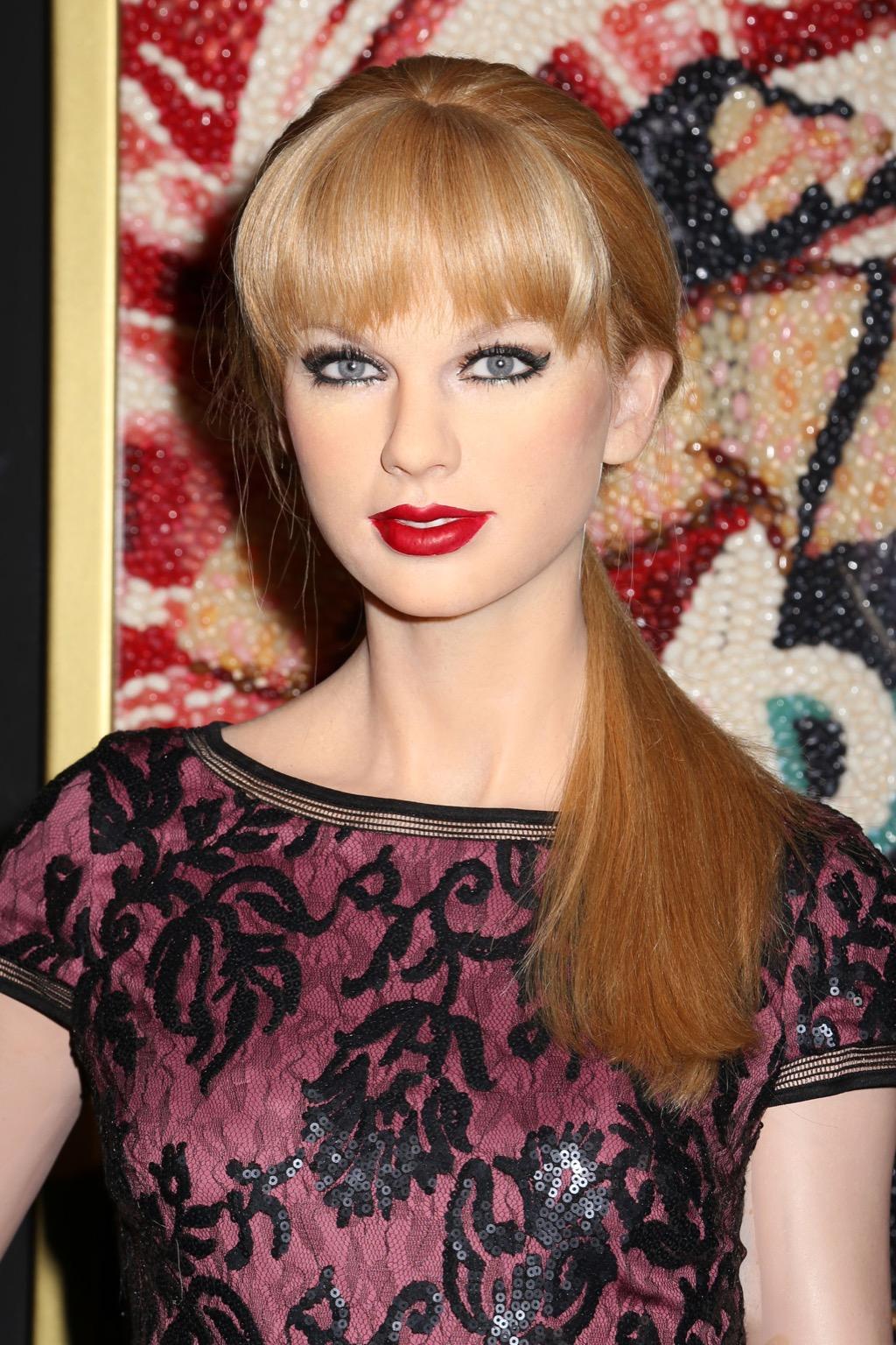 Taylor Swift Madame Tussauds