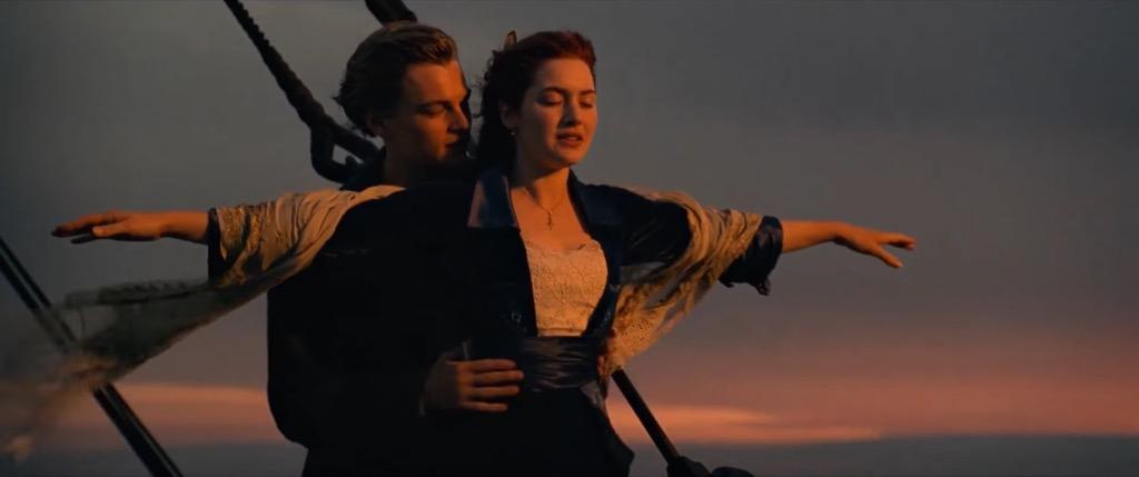 Titanic movie worst movie endings