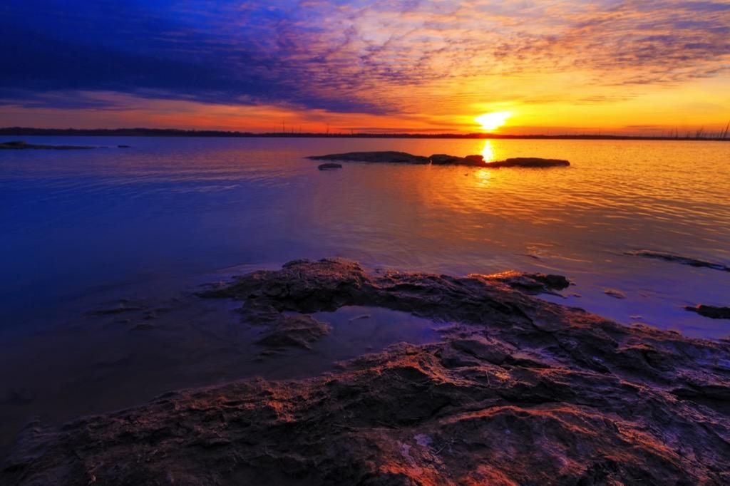 Truman Lake Beach Missouri
