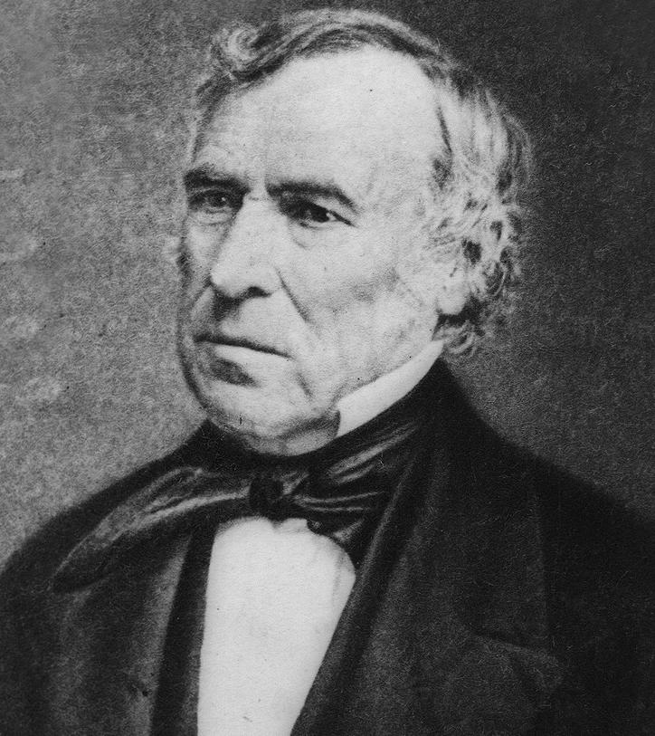 Former President Zachary Taylor