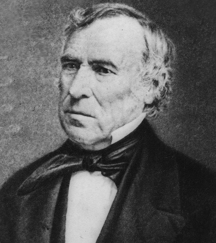 Zachary Taylor historical facts