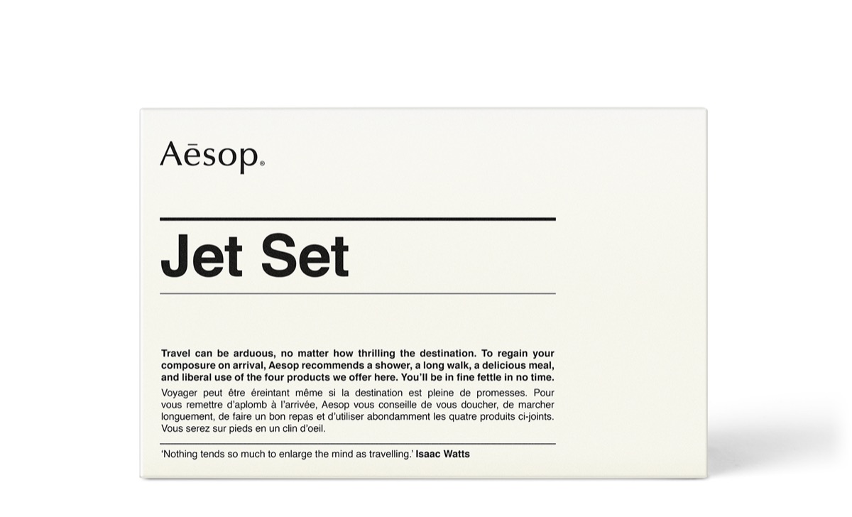 Aesop travel grooming kit Best Birthday Gifts Husband
