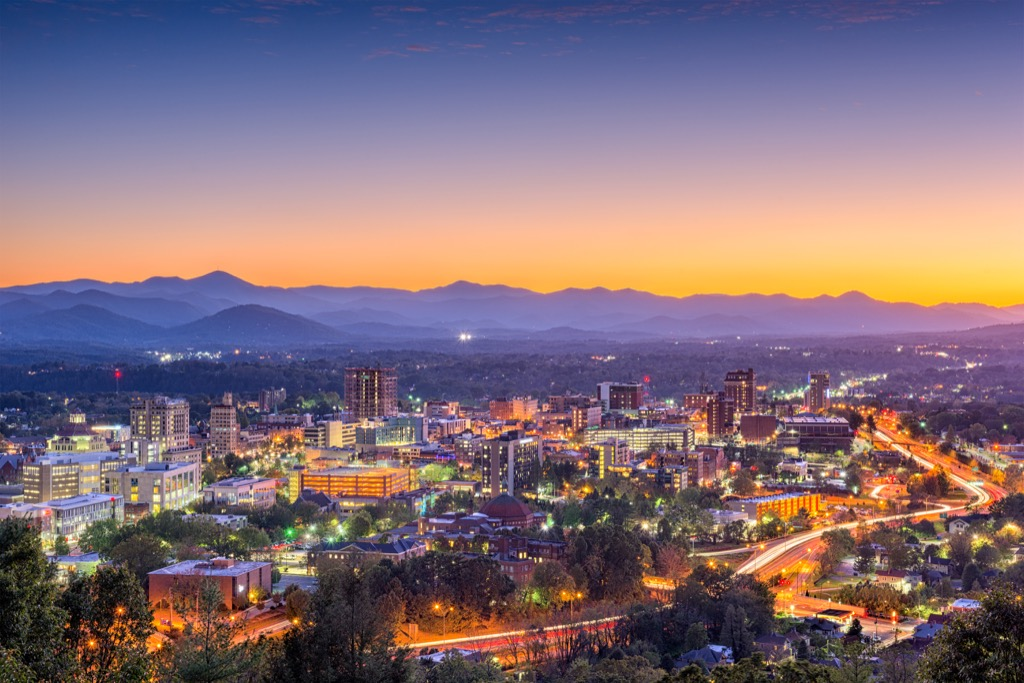 Asheville North Carolina American Cities Vacation Destinations