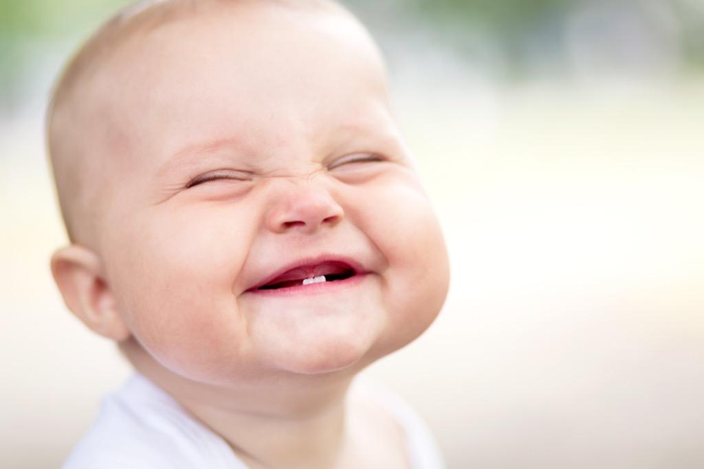 baby laughing, jokes for kids