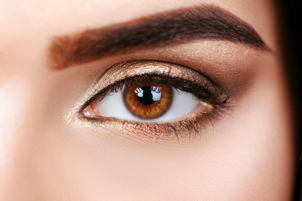 eye liner makeup, makeup for older women