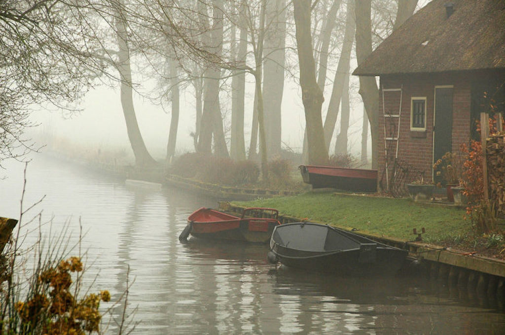 Giethoorn by YELLOW Mao/Flickr Creative Commons