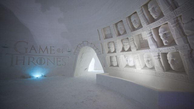 game of thrones hotel in finland