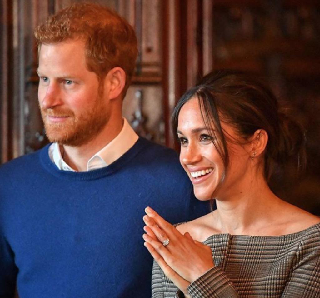 prince harry and meghan markle Royal Married Life