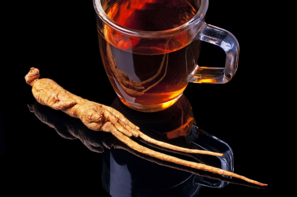 red ginseng tea hangover cures