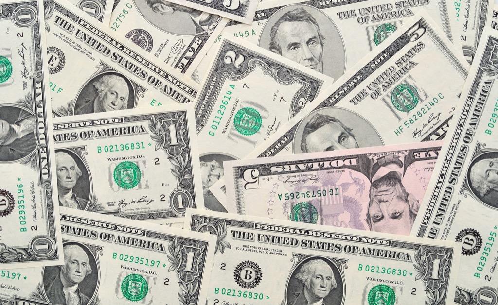 cash, Crazy Facts About Dollar Bills