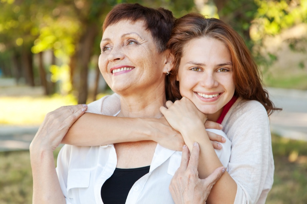 Middle Age mom and daughter , Dating Profile Tips