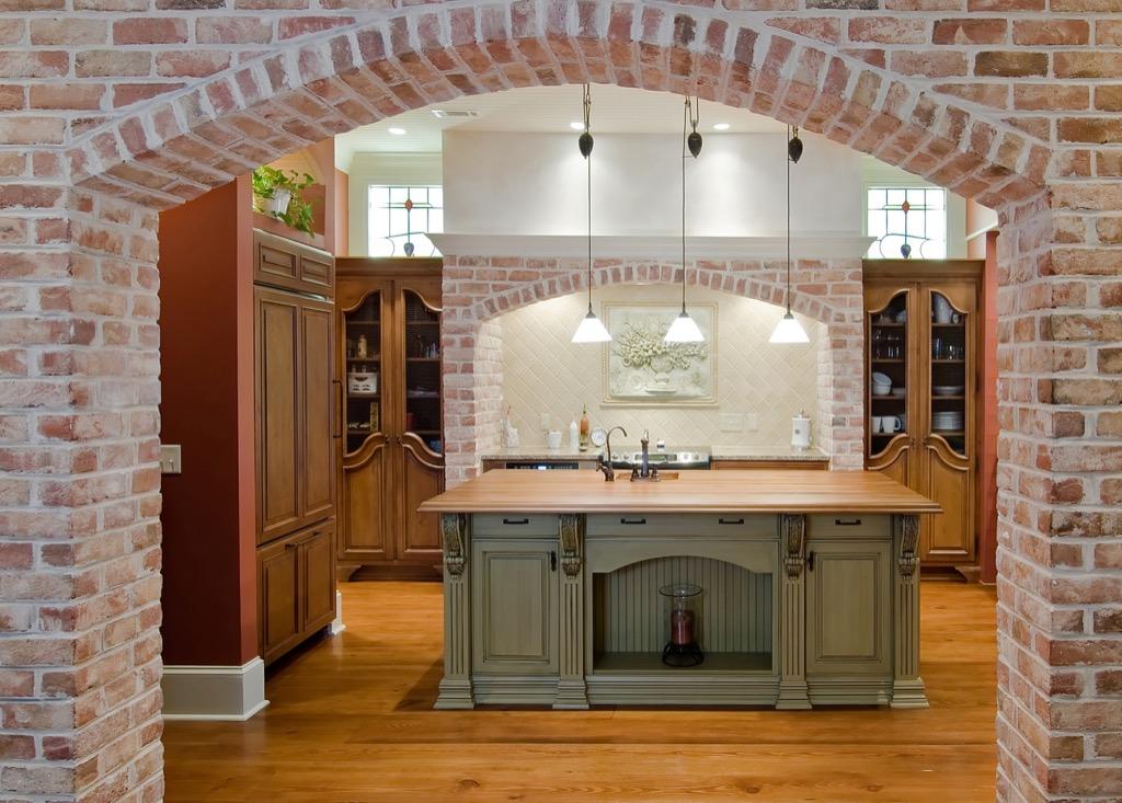 Tuscan-Style Kitchen