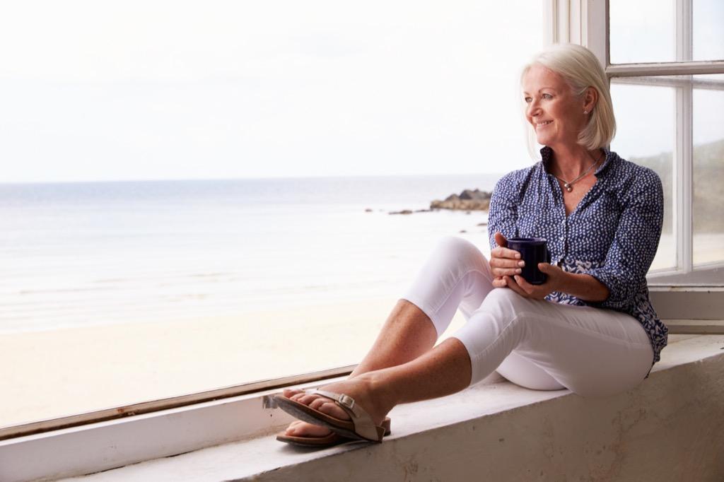 Older Woman Worst Habits