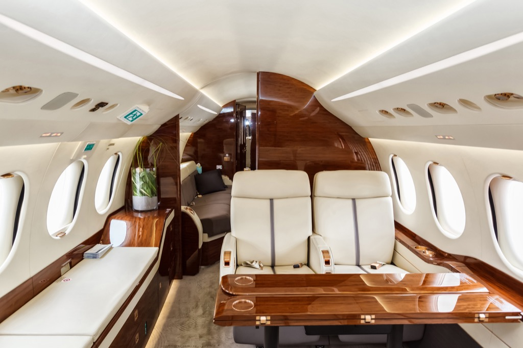 Private Jet Best Birthday Gifts For Your Wif