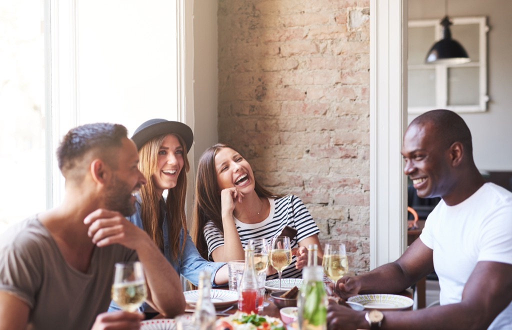 Lively Friends Energy After 40