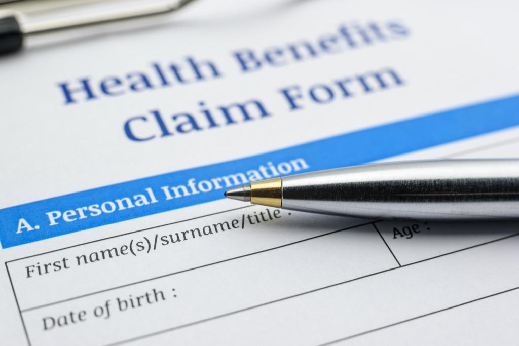 Health Benefits Paperwork for divorce Preparation